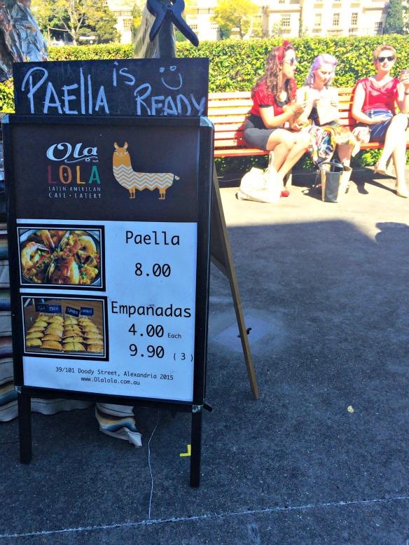 The most delicious Paella!