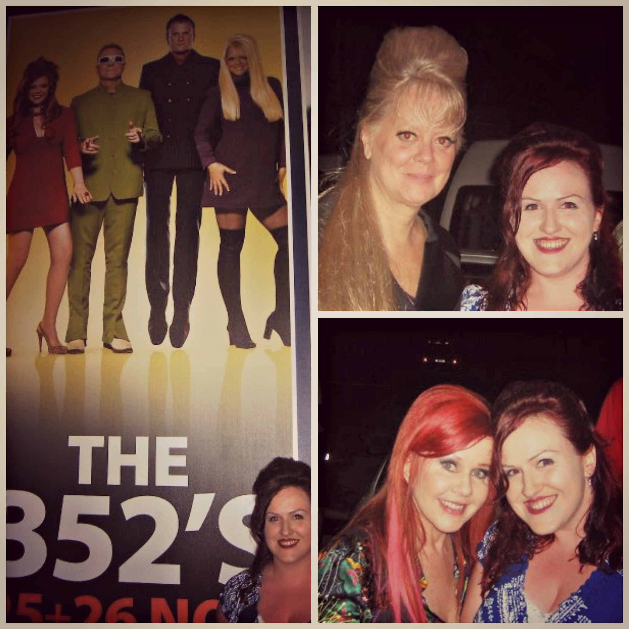 b52s collage
