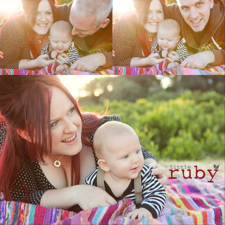 This was a Mothers Day Prize from Little Ruby Photography